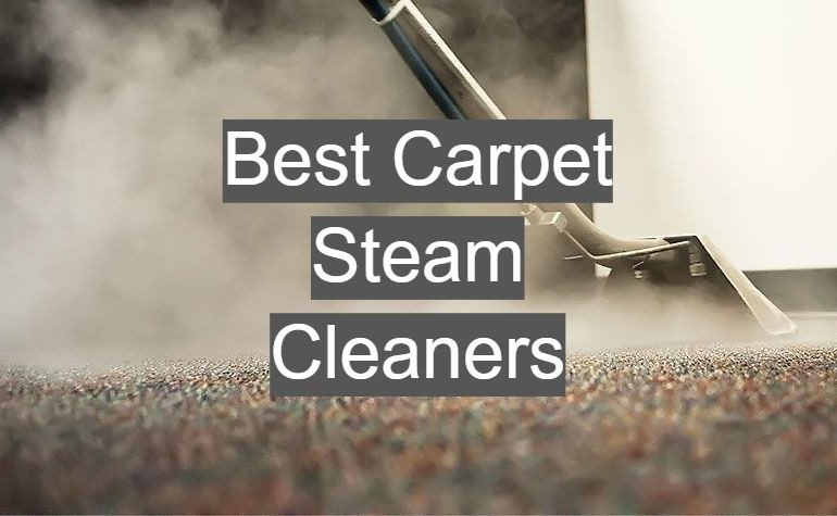 10 Best Carpet Steam Cleaners