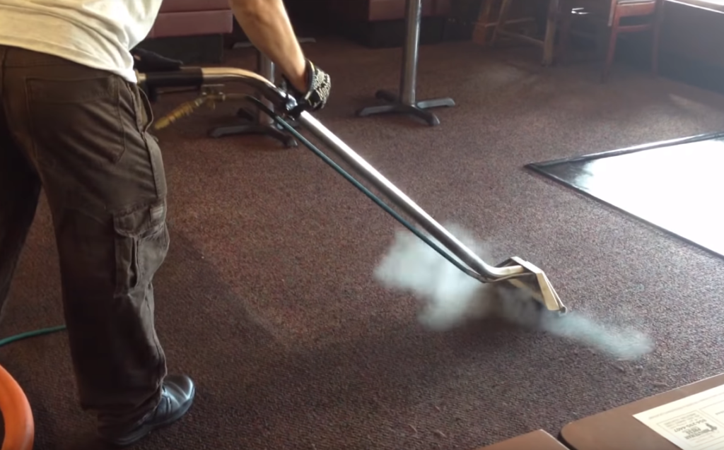 Carpet Steam Cleaner Photo